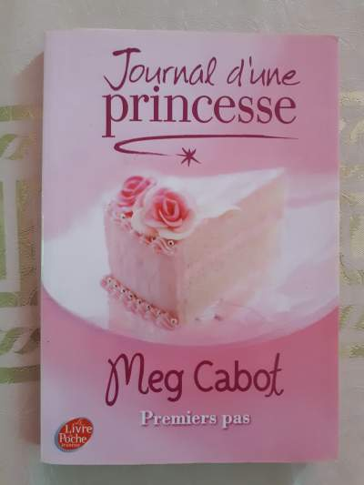 Journal d'une Princess - Diaries on Aster Vender