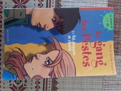 Le gang des pestes - Fictional books on Aster Vender