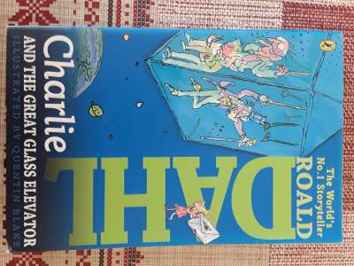 Charlie and the Great Glass Elevator - Fictional books on Aster Vender