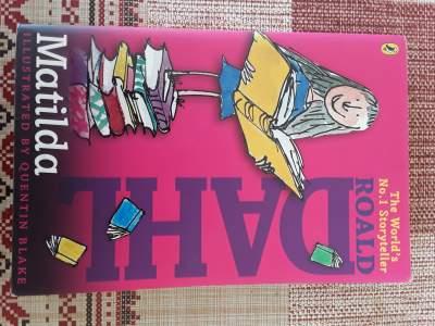 Matilda - Fictional books on Aster Vender