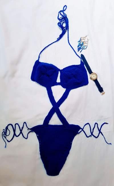 Crochet Swimwear - Suits (Women) on Aster Vender