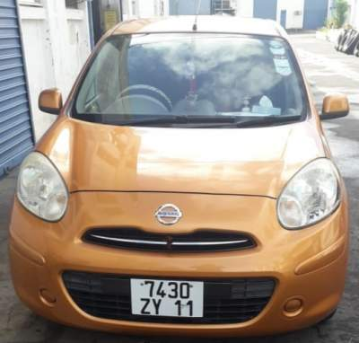 Nissan March K13 year 11 - Family Cars on Aster Vender
