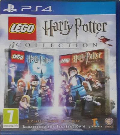 PS4 - LEGO Harry Potter Collection - PlayStation 4 Games on Aster Vender