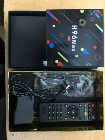 Android TV Box / Smart Box - TV Box on Aster Vender