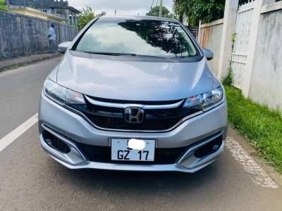 Honda Fit New Model 2017 - Family Cars on Aster Vender