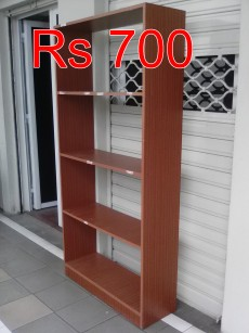 2 Bookshelf - Shelves on Aster Vender