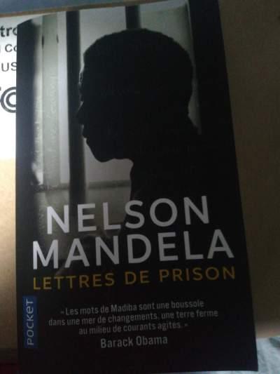 NELSON MANDELA 'LETTRES DE PRISON'  - Poetry on Aster Vender
