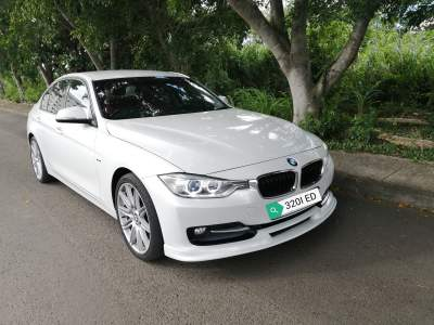 Exclusive! BMW F30 320i ED 2016 52,000kms @ Rs 1,060,000 Tel 5915-2380 - Luxury Cars on Aster Vender