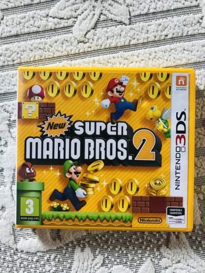 Nintendo 3DS (super Mario Bros) - Card games on Aster Vender