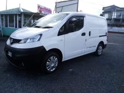 Nissan NV200 - Cargo Van (Delivery Van) on Aster Vender