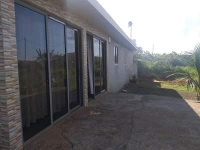 Maison à vendre à Fond du Sac - 2mn de la Croisette  - House on Aster Vender