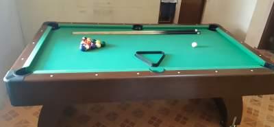 Billard - Billiards on Aster Vender