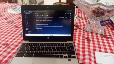 Laptop HP Chromebook 11 G5 11.6