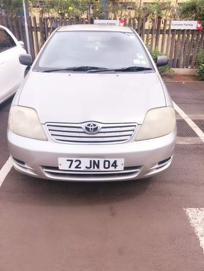 Toyota Corolla Year 2004 - Family Cars on Aster Vender