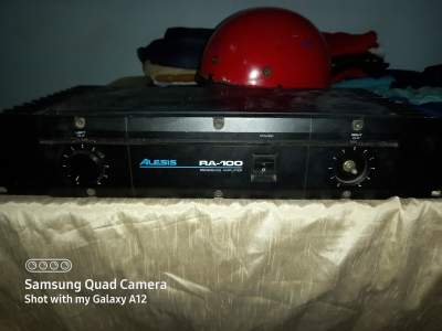 Amplifer Alesis RA100 - Photography Equipment on Aster Vender