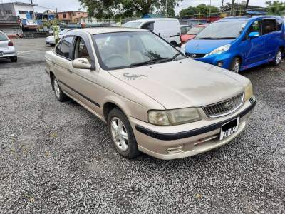 Nissan B15 Year 02 - Compact cars on Aster Vender