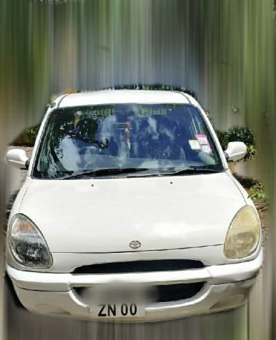 Toyota Duet - Family Cars on Aster Vender