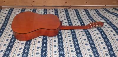Guitar  - Accoustic guitar on Aster Vender