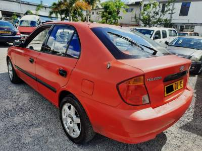 Hyundai Accent Year 2005 - Compact cars on Aster Vender