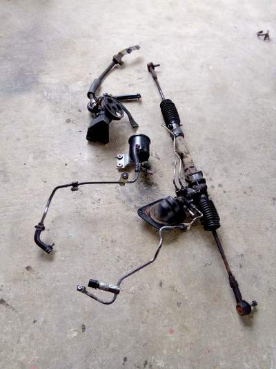Bar direction complete,power steering - Spare Parts on Aster Vender