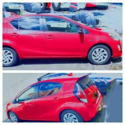 TOYOTA AQUA 2015 (HYBRID) - Family Cars on Aster Vender