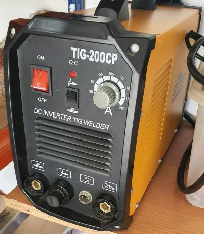 MMA + TIG Welder For sale - Metal on Aster Vender