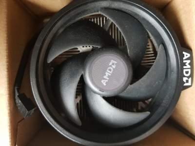Ryzen 5 2400G  - Processor (CPU) on Aster Vender
