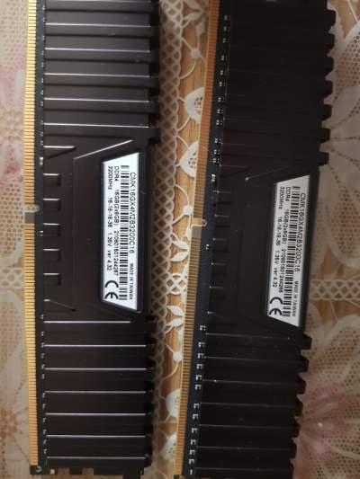Vengeance LPX DDR4 2x8gb (16gb) 3200mhz - Memory (RAM) on Aster Vender