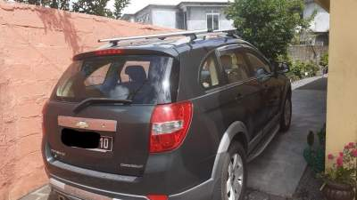 Chevrolet CAPTIVA LT  à vendre 2010 - SUV Cars on Aster Vender