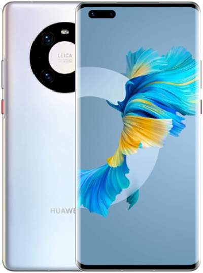Huawei Mate 40 Pro Silver 8GB/128GB with super camera and super charge - Huawei Phones on Aster Vender