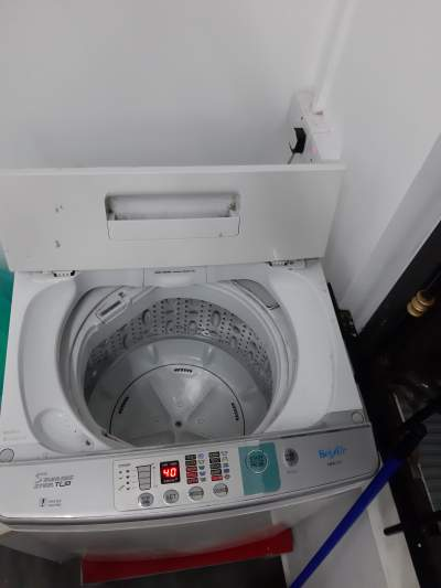 For sale defective washing machine belair, 7kg - All household appliances on Aster Vender