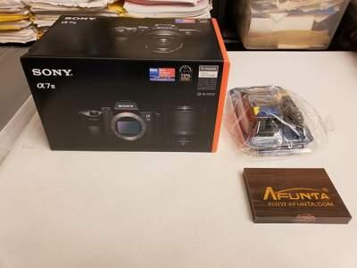 CÁMARA DIGITAL Sony ALPHA A7III GOOGLETALK: Elgatoc561@gmail.com WHATS - All electronics products on Aster Vender