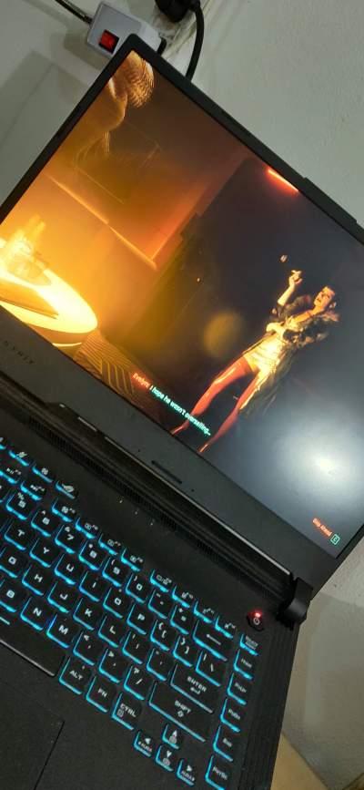 Asus rog strix g gaming laptop - Other Indoor Sports & Games on Aster Vender