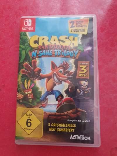 Nintendo Switch Games - Kids Stuff on Aster Vender