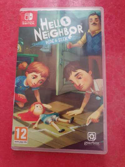 Nintendo Switch Game - Other Indoor Sports & Games on Aster Vender
