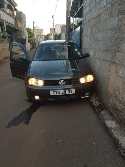 Vw golf4 - Compact cars on Aster Vender