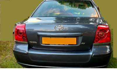 Sale Toyota Avensis 06 - Family Cars on Aster Vender
