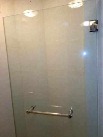 Glass door for bathroom 680mmx1800 - Bathroom on Aster Vender