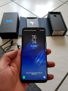 Samsung s8 plus  - Galaxy S Series on Aster Vender