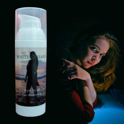 Visage sans imperfections – NATURAL NIGHT CREAM - Cream on Aster Vender