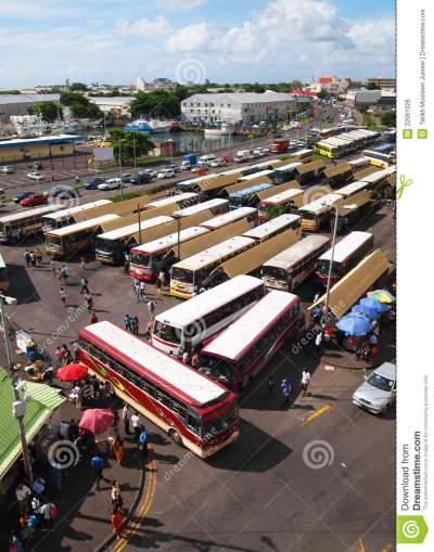 Bus  - Standard bus on Aster Vender