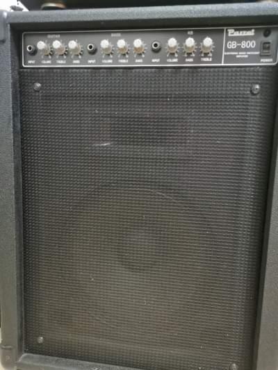 Guitar Amplifier (Bass, Guitar, KB) - Guitar amplifiers on Aster Vender