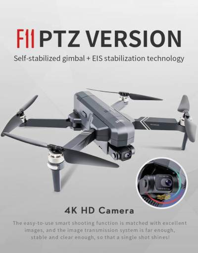 F11 4K PRO Drone Professional GPSControl - Other Outdoor Sports & Games on Aster Vender
