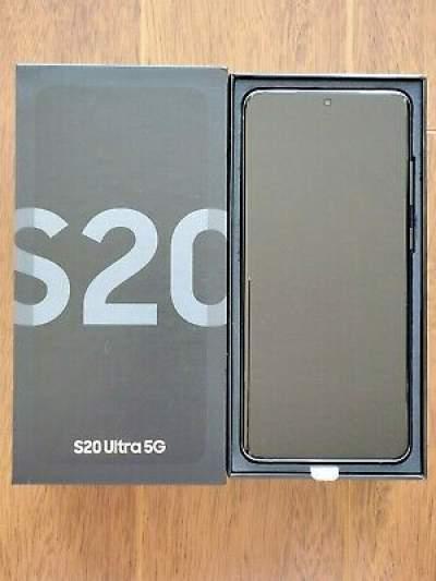 Samsung Galaxy S20 ULTRA 5G - 512GB - Galaxy S Series on Aster Vender