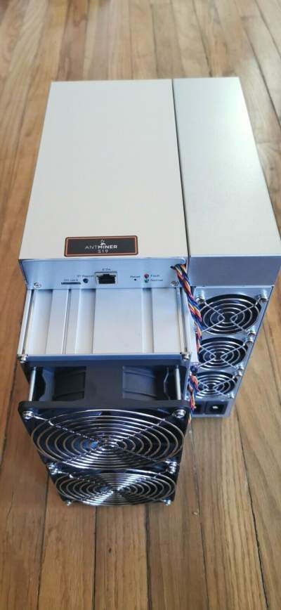 Antminer S19 95th/s Asic Miner 3250w Bitcoin Miner - Other machines on Aster Vender