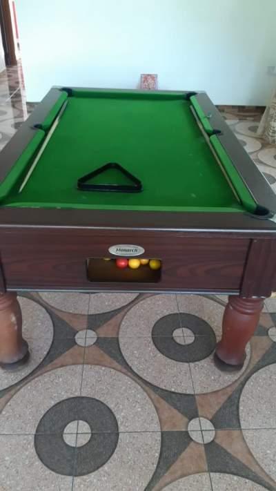 Billiard - Billiards on Aster Vender