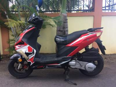 KMC Raptor - Scooters (above 50cc) on Aster Vender