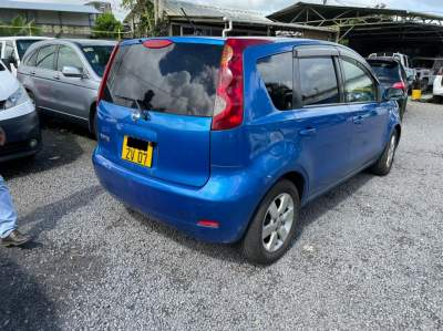 Nissan Note Year 07 - Compact cars on Aster Vender