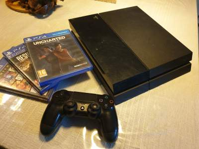 PS4 - PlayStation 4 (PS4) on Aster Vender