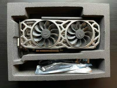 EVGA GeForce GTX 1080 TI SC2 Gaming 11GB GDDR5X Graphics Card - Graphic Card (GPU) on Aster Vender